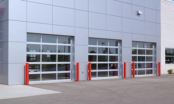 Commercial Garage Doors Doylestown Horsham Pa Allen